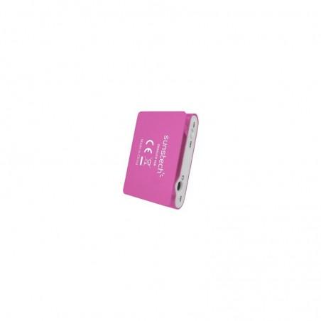 Mp3 SUNSTECH dedaloiii 4GB rosa