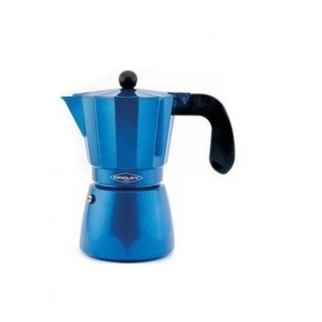 Cafetera OROLEY 9T induccion azul