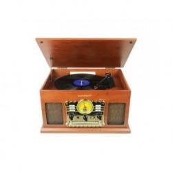 Radio portátil SUNSTECH PXRC5CD WD