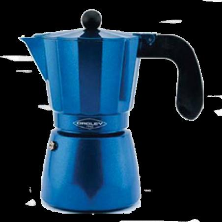 Cafetera filtro OROLEY 12T induccion azu