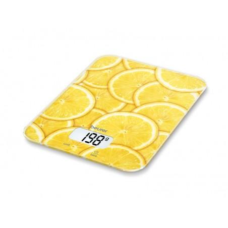 Balanza de cocina BEURER KS19 lemon