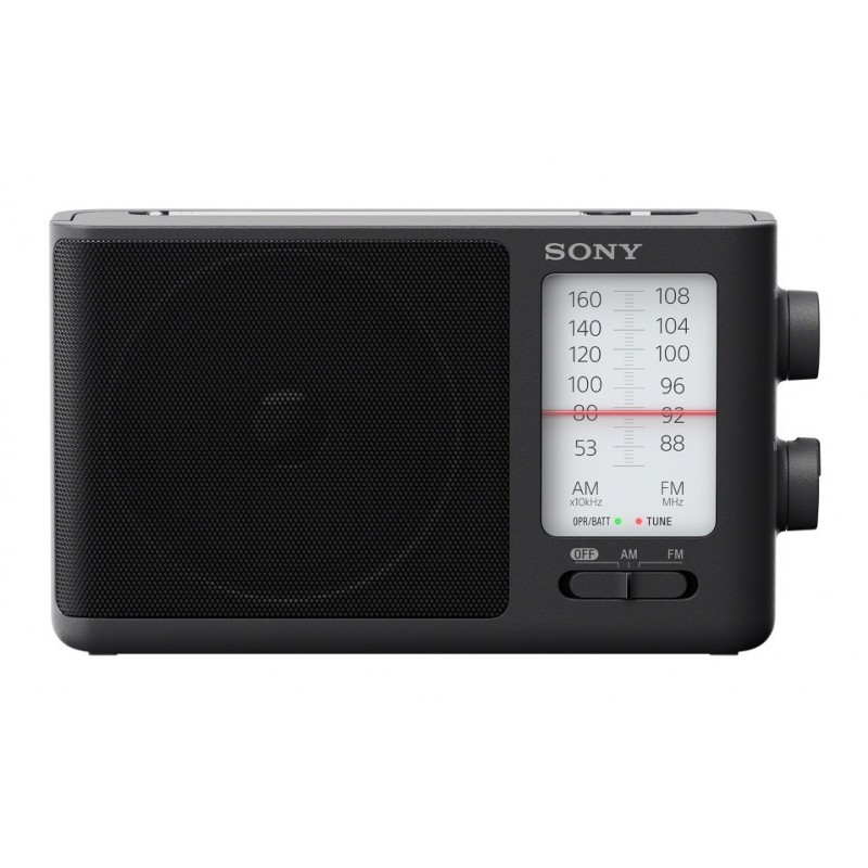 Radio despertador SONY ICF506