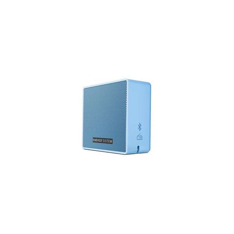 Altavoz energy sistem music box 1+ azul