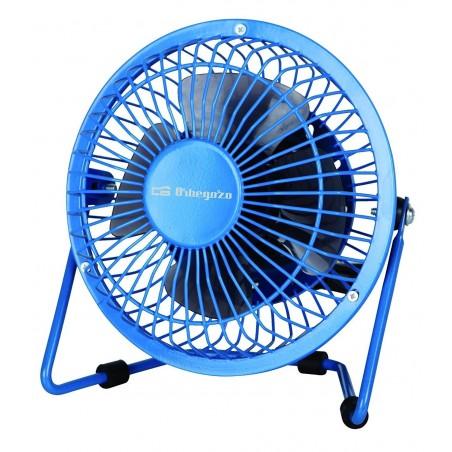 Circulador aire ORBEGOZO 1020 azul mini