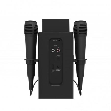 Altavoz para MP3-4-5 SUNSTECH STBTK150BK