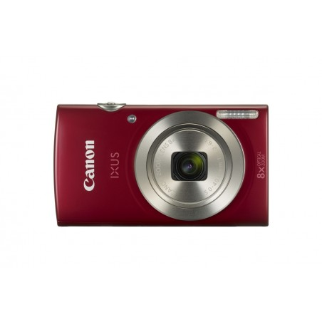 Cámarafotos digital CANON ixus 185 red vuk
