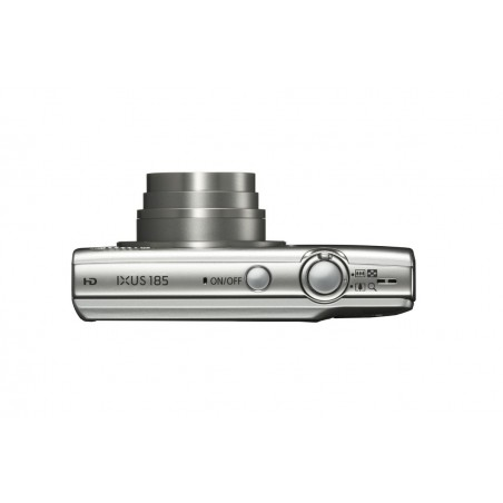 Cámara de fotos digital CANON ixus 185 silver
