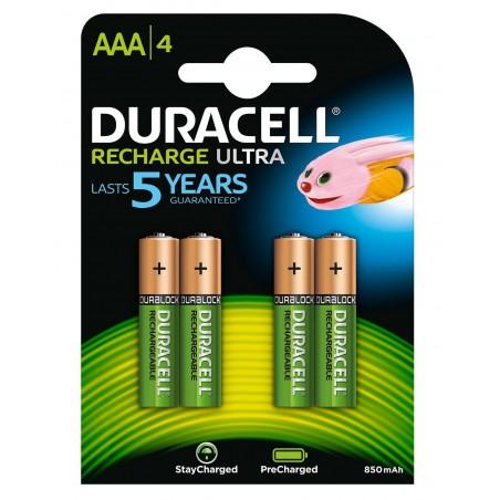 Pila recargable DURACELL LR03B4