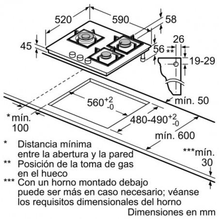 Encimera SIEMENS EP6A6CB20