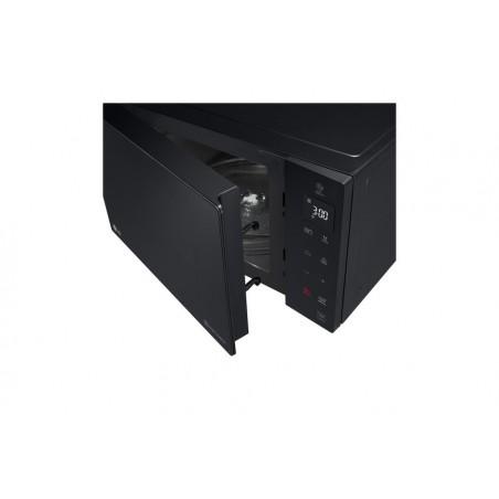 microondas negro lg