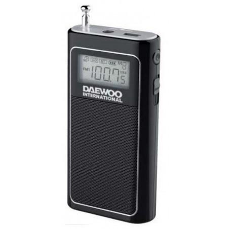 Radio portátil DAEWOO DRP125