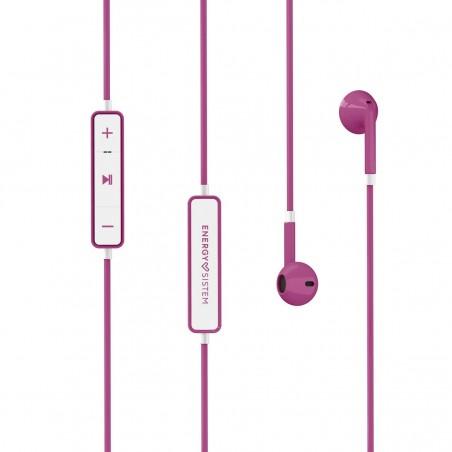 Auricular Energy Sistem earphones 1 rosa