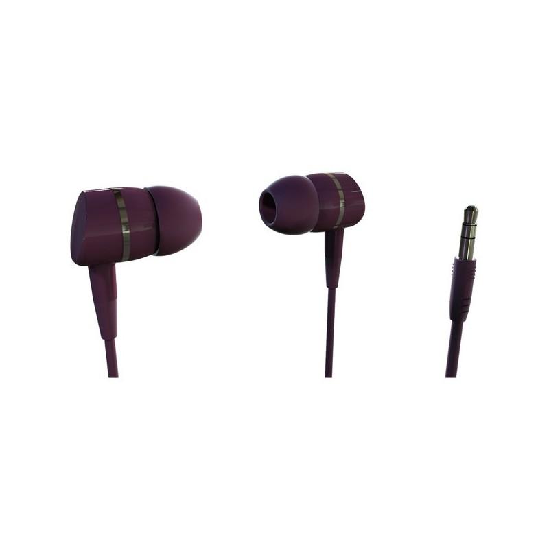 Auricular VIVANCO solid sound rojo