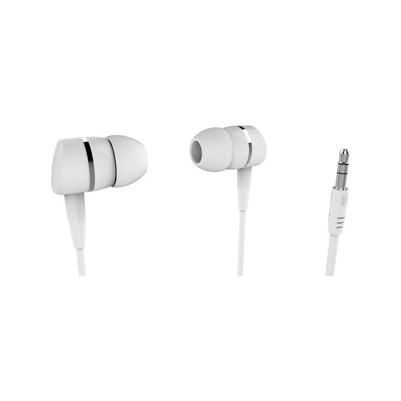 Auricular VIVANCO solid sound blanco