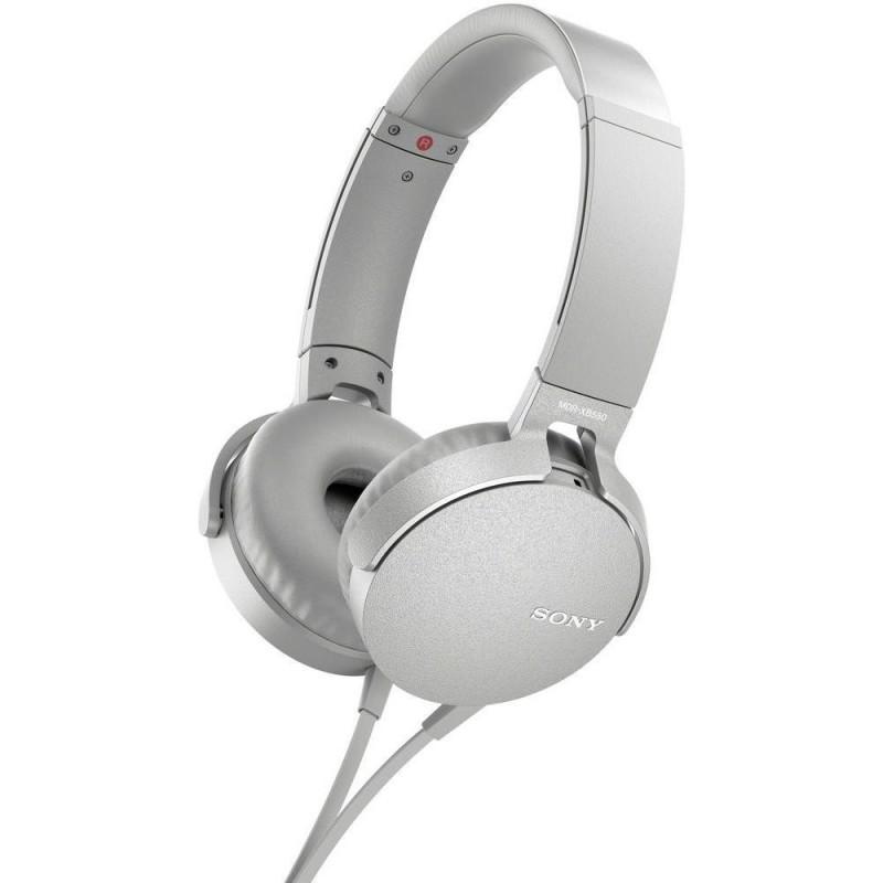 Auricular SONY MDR-XB550APW
