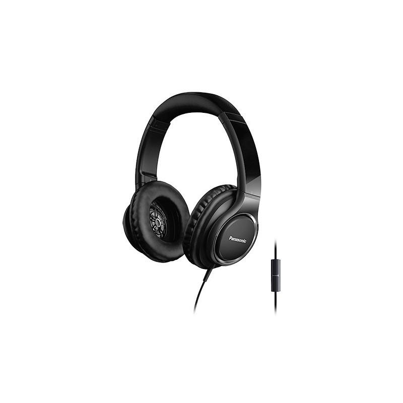 Auricular PANASONIC RP-HD6ME-K c/micro