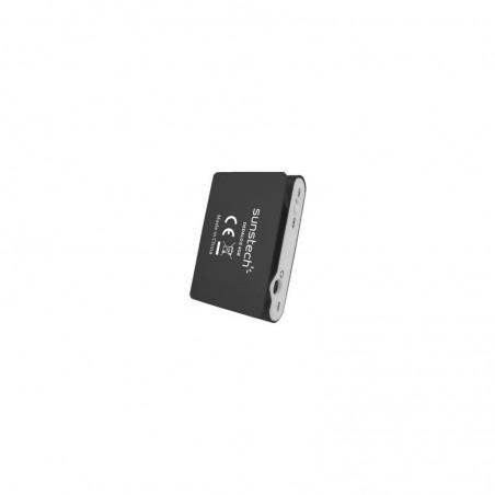 Mp3 SUNSTECH dedaloiii 4GB negro