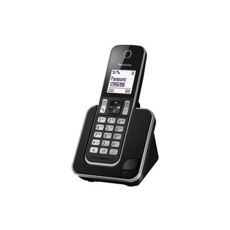 Teléfono dect PANASONIC KX-TGD310 negro