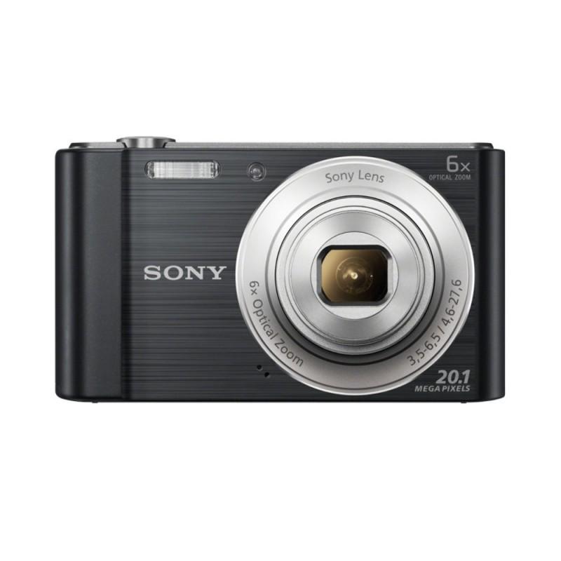 Cámara digital SONY DSC-W810 negra