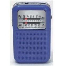 Radio portátil DAEWOO DRP-8BL azul
