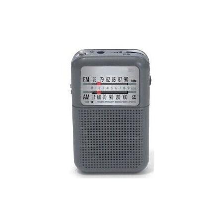 Radio portátil DAEWOO DRP-8G gris