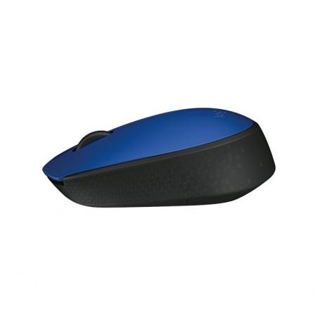 Ratón LOGITECH M171 azul