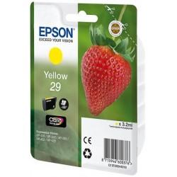 Cartucho EPSON fresa 29 amarillo