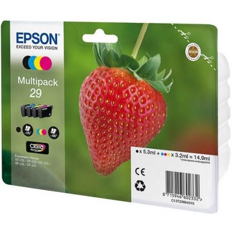 Cartucho EPSON fresa 29 combo