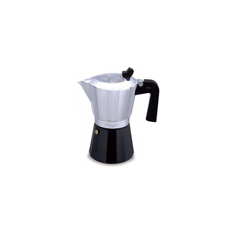 Cafetera OROLEY alu inducción 6T