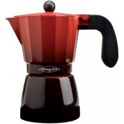 Cafetera OROLEY Inducción Rojo 12 tazas