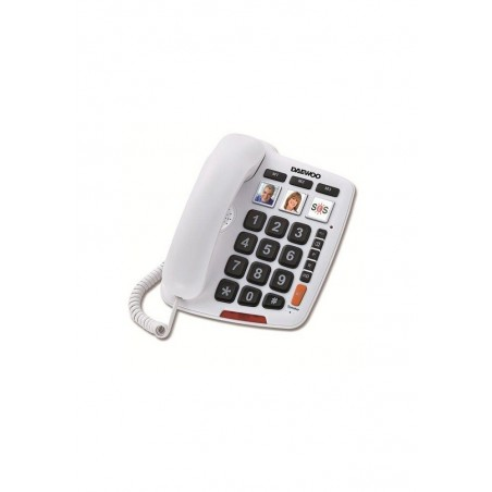Teléfono dect DAEWOO DTC-760