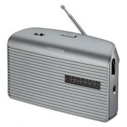 Radio portátil grundig music 60 silver