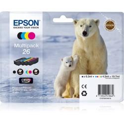 Cartucho EPSON C13T26164010 4 color