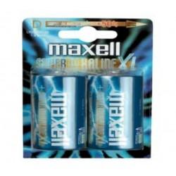 Pilas y lamparas MAXELL LR20B2