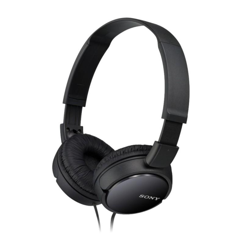 Auricular SONY MDRZX110B negro