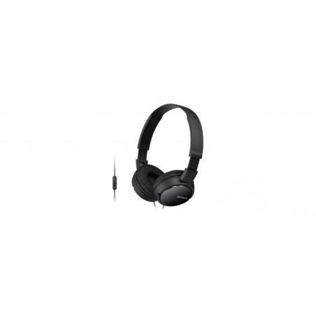 Auricular SONY MDR-ZX110APB+MICRO