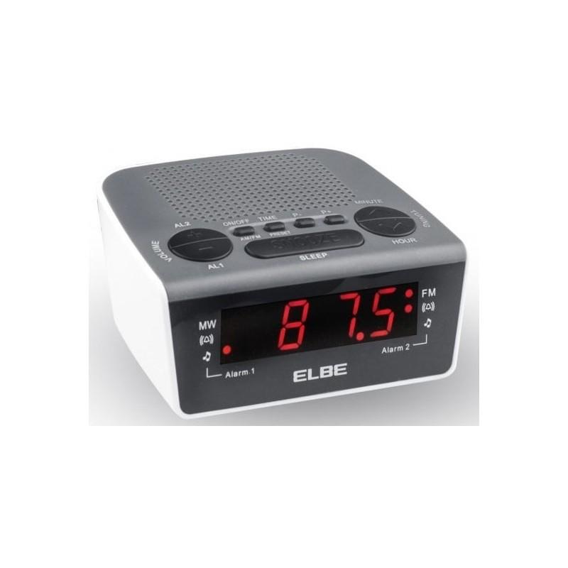 Radio despertador ELBE CR932