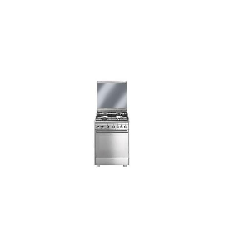 Cocina SMEG CX68M8-1 4F 60CM i