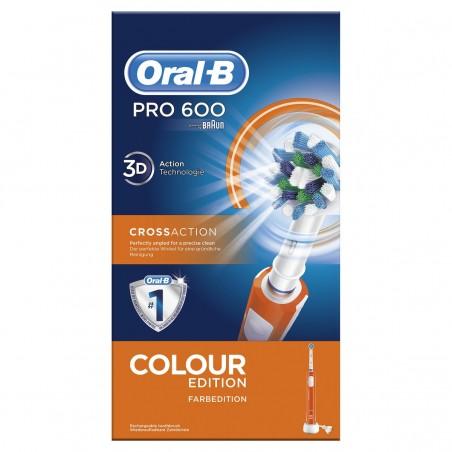 Dental BRAUN PRO600 naranja