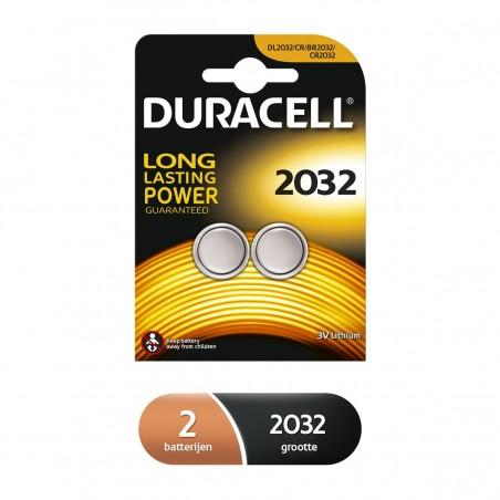 Pila DURACELL CR2032
