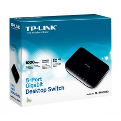 Hub switch 5 ptos TP-LINK SG1005D