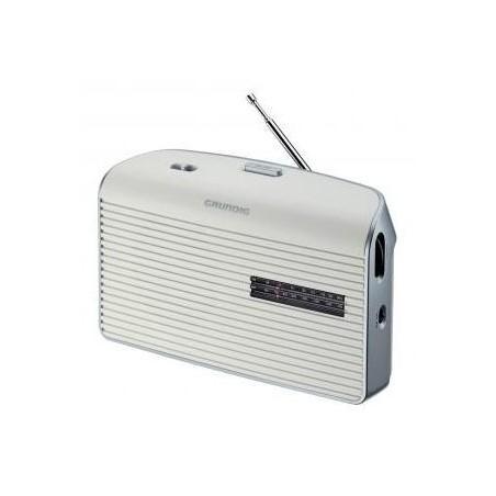 Radio portátil grundig MUSIC60 blanca