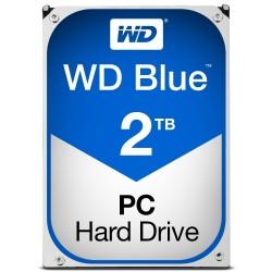 Disco duro WD20EZRZ 3.5 2TB SATA3