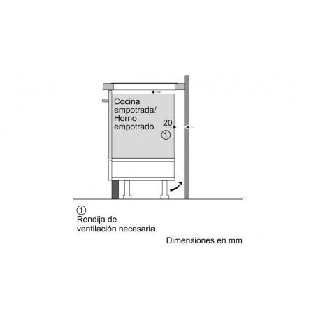 Encimera BALAY 3EB967FR