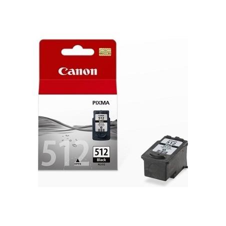 Cartucho CANON PG512 negro