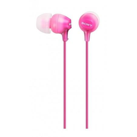 Auricular SONY MDREX15LPPI rosa