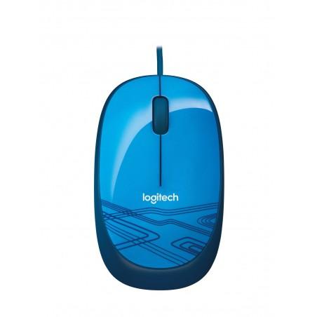 Ratón LOGITECH M105 azul