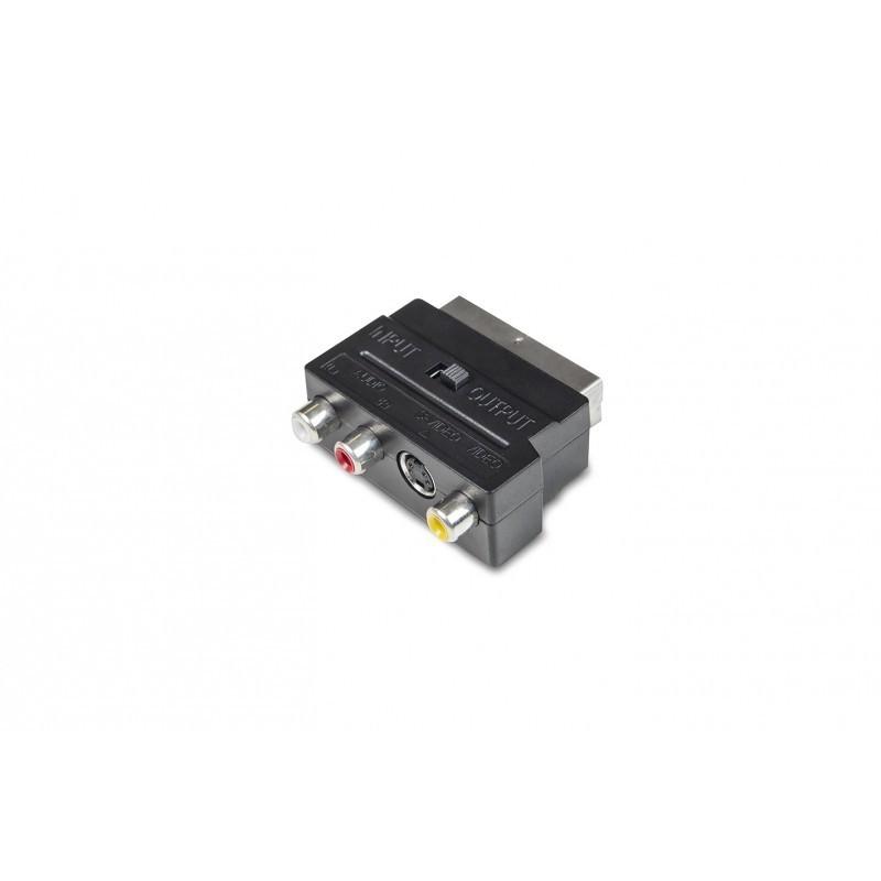 Adaptador euroconector HIFIRACK 301006