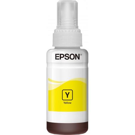 Cartucho EPSON C13T664440 amarillo