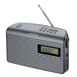 Radio portátil grundig MUSIC61 gris